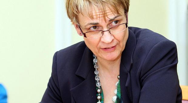 South Down MP Margaret Ritchie said she was very disappointed by the withdrawal of funding for the Narrow Water bridge