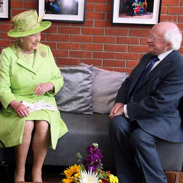 Irish President Michael D. Higgins has accepted an invitation from Queen Elizabeth II to make a state visit to the United Kingdom.