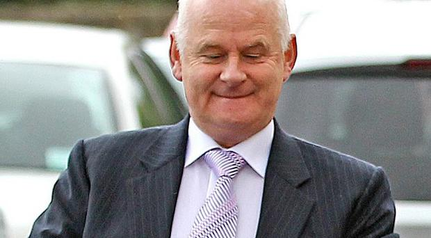 Jimmy Harte remains in a critical but stable condition after a freak fall left him with serious head injuries