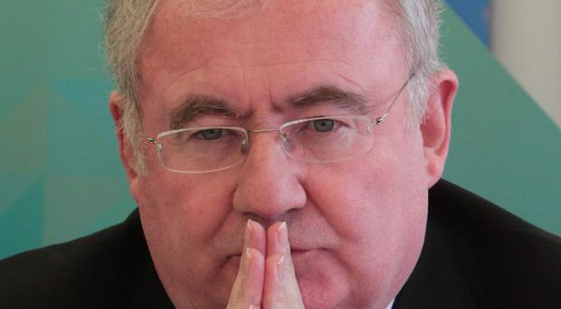 Minister Pat Rabbitte said none of the final bids for Bord Gais Energy were at an acceptable level