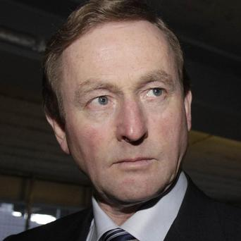 Baxter is one of the biggest employers in Castlebar, Taoiseach Enda Kenny's home
