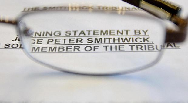 An ex-Garda has rejected some of the findings of the Smithwick tribunal.