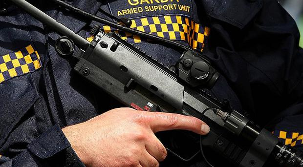 A 26-year-old mans has been shot in the stomach in Prospect, Limerick