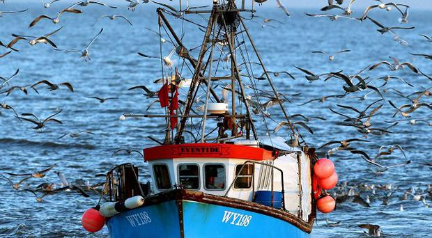 Fishermen claim 350 jobs will be lost after a new European deal on how much they are allowed to land