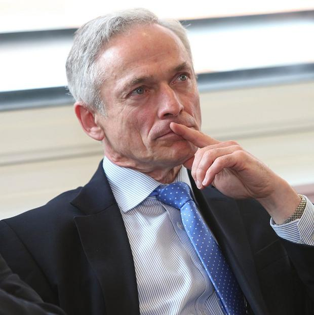 Jobs Minister Richard Bruton said the announcement is a further boost for the economy