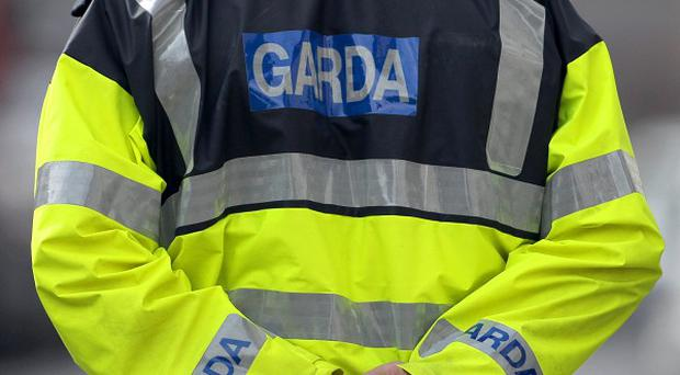 Gardai are investigating the circumstances surrounding the death of the man, who was aged in his 40s