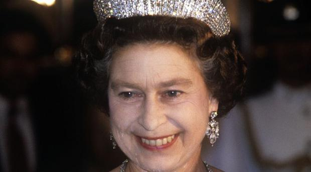 Queen Elizabeth II used the wrong name for the Republic of Ireland when writing to president Patrick Hillery in 1983