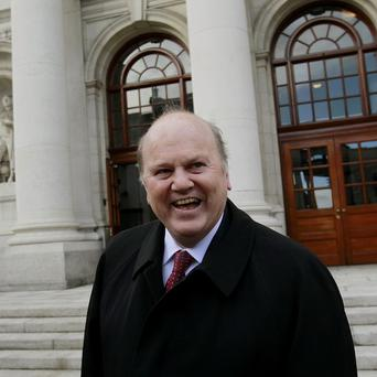 Minister for Finance Michael Noonan will be among a group of key stakeholders who will meet a delegation of MEPs