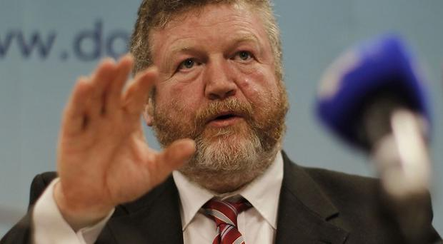 Health Minister Dr James Reilly declared war on smoking earlier this year when he revealed plans to have a smoke-free Ireland by 2025