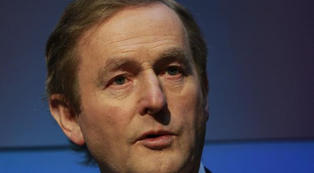 Taoiseach Enda Kenny has admitted he found parts of Ireland's European Union presidency mentally draining.