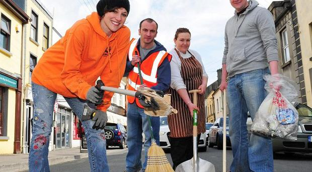 Dublin city centre was graded as good as European standards for cleanliness, with other parts of Ireland also praised, including Galway railway station