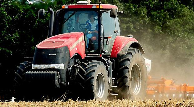 The HSE report found 16 farm-related deaths last year, down from 21 in 2012