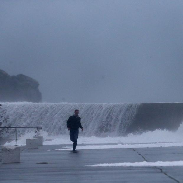 Stormy conditions have caused chaos across Ireland