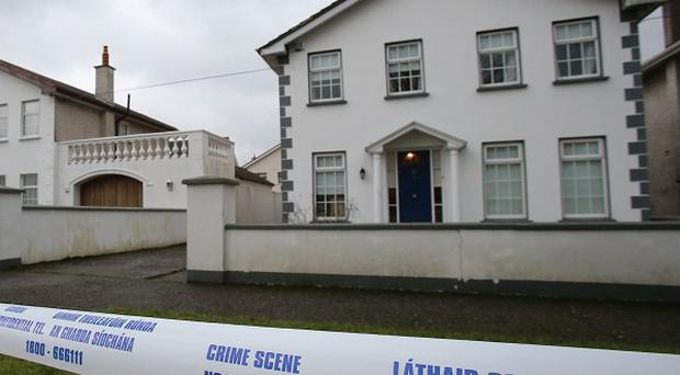 A man's body was found at Beech Park Avenue, Castleknock, north Dublin