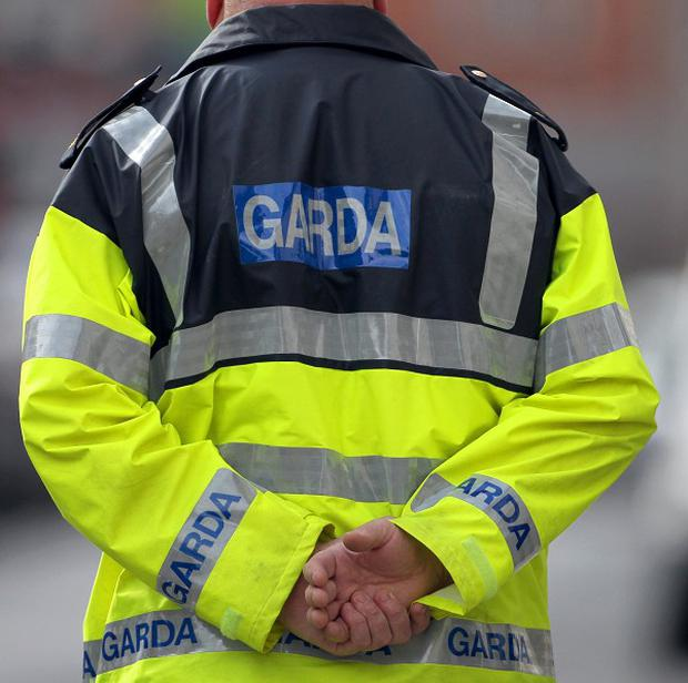 Gardai were called to the scene at the Hynes Building on St Augustine's Street in Galway city centre