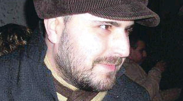 Saverio Bellante is charged with the murder of Tom O'Gorman