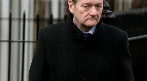 Former chief executive of the Central Remedial Clinic Brian Conlan