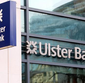 Three men tried to steal an Ulster bank ATM