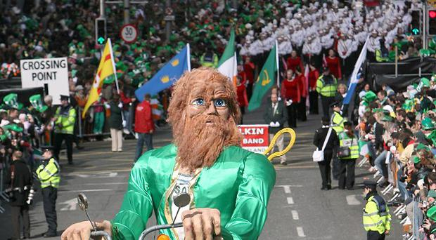 St Patrick's Day events will include ministers traveling far and wide to promote Ireland
