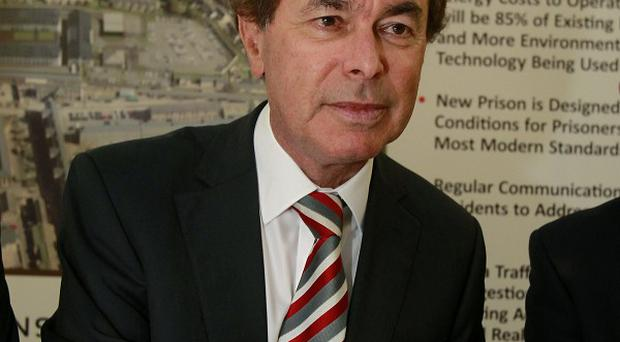 Justice Minister Alan Shatter says the mystery ring-back may never have happened