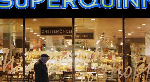 SuperValu took over Superquinn stores this year