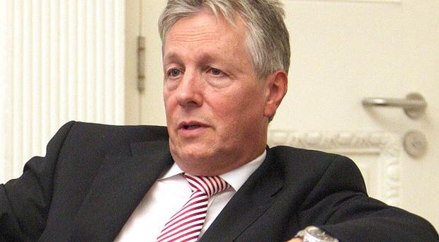 First Minister Peter Robinson has warned he will resign unless a public inquiry is ordered into the controversy