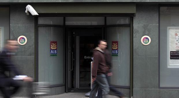 State-owned Allied Irish Banks annual results for 2013 revealed a pre-provision operating profit of 445 million euro, 769 million euro higher than in 2012
