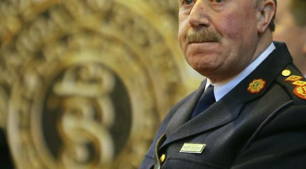 Garda commissioner Martin Callinan dramatically resigned after weeks of controversies afflicting his force