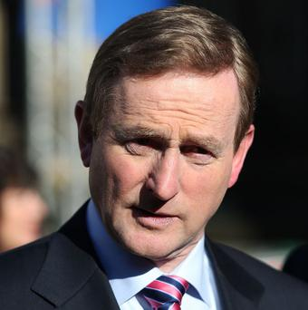 Taoiseach Enda Kenny was made aware of the scandal