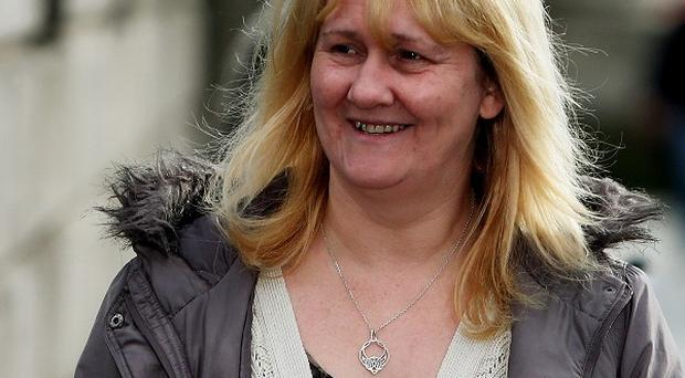 Sylvia Deehan had blamed pub owner Loughlinstown Inn Ltd for injuries suffered during an Ann Summers party night
