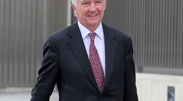 Former Anglo Irish Bank chairman Sean FitzPatrick and his co-defendants deny 10 counts of providing unlawful financial assistance to a handpicked group of Anglo clients in July 2008