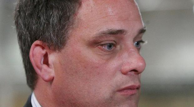 Gardai are investigating after the son of Sinn Fein's Aengus O Snodaigh was stabbed