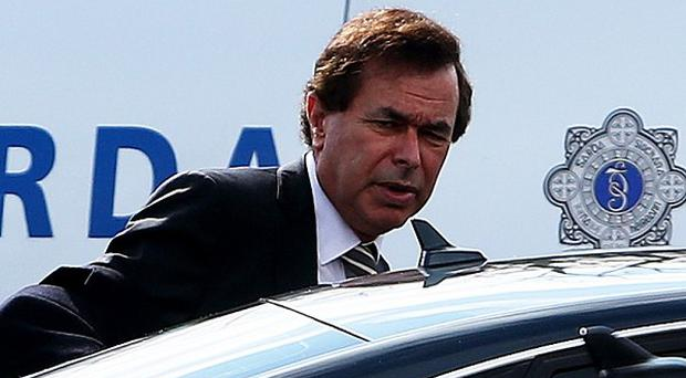 Alan Shatter has been fighting for his political survival