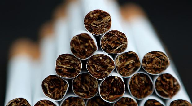More than a million cigarettes have been seized