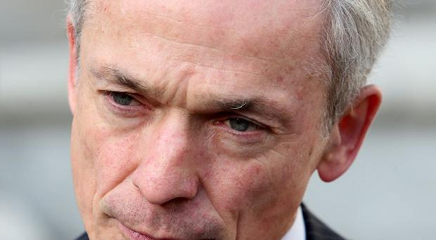 Richard Bruton has been in crisis talks with Bausch and Lomb over plans to axe jobs and cut wages at their Waterford plant