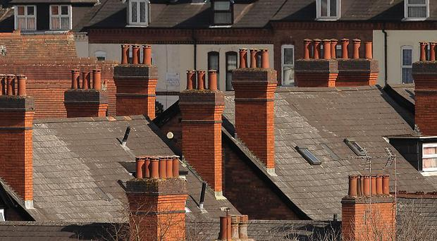 A total of 132,217 home-owners are in arrears with their mortgages, new figures show