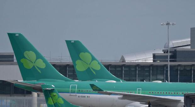 Aer Lingus, Ryanair, CityJet, Flybe and British Airways compete on routes between Dublin and London
