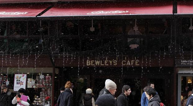 Bewley's coffee shop on Grafton Street, Dublin, has lost a battle with its landlord over a rent rise