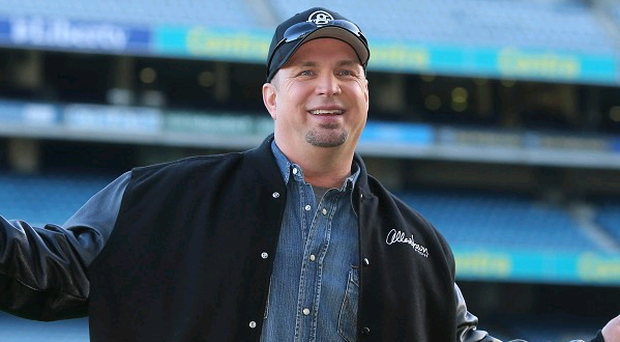 Garth Brooks visited Croke Park stadium in Dublin early this year to announce his plans for the summer gigs
