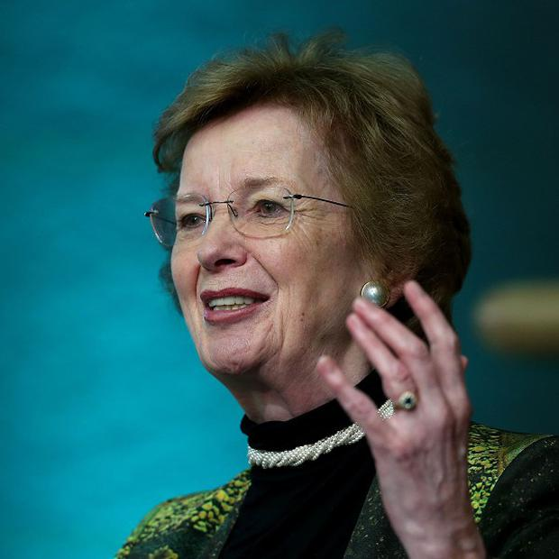 Mary Robinson has been appointed the UN's special envoy for climate change