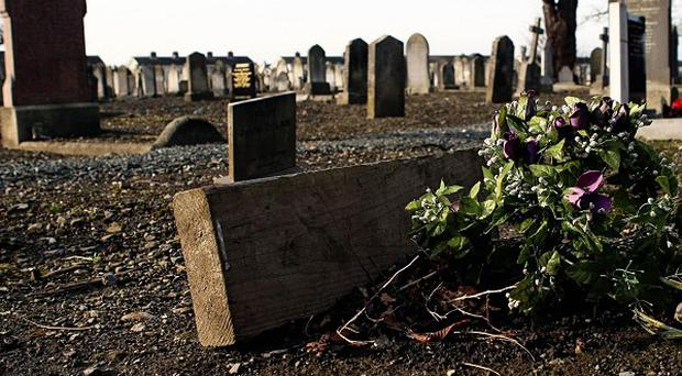 Around 29,000 people die in Ireland every year, leaving up to 290,000 bereaved