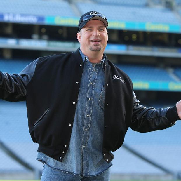 Organisers blamed the Garth Brooks fiasco on an