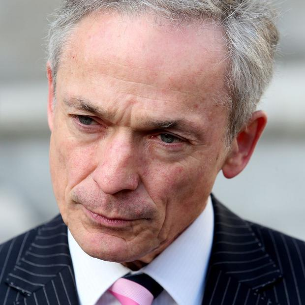 Richard Bruton welcomed the jobs news