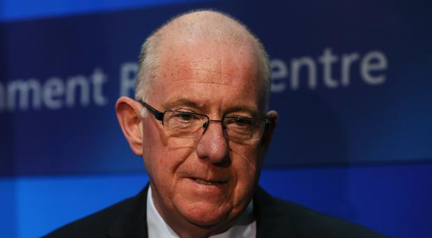 Foreign Affairs Minister Charlie Flanagan claimed the resolution was too narrow