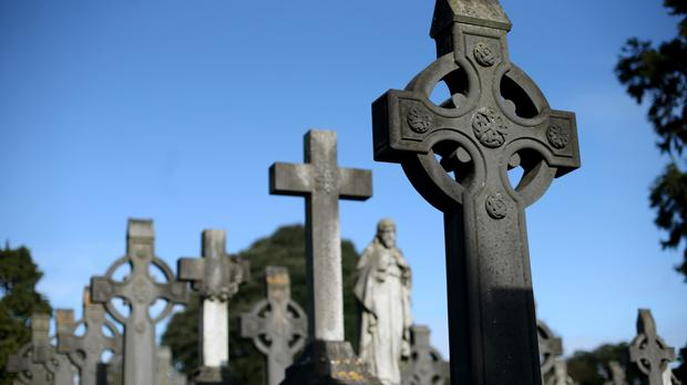 There are more than 200 fallen soldiers from the world wars buried in Glasnevin alone