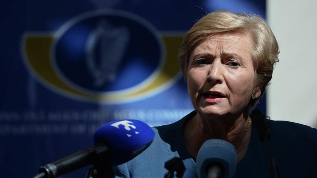 Frances Fitzgerald said new measures would be introduced