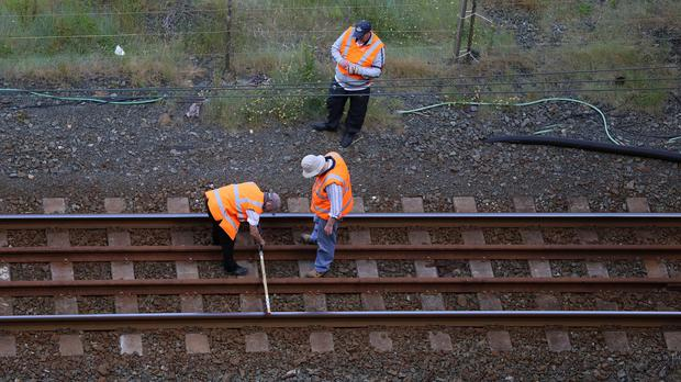Irish Rail workers have declared a four-day strike which will hit two big sporting events