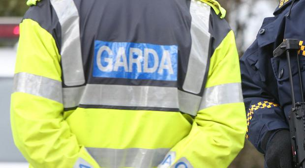 Baby boy fighting for life after car crash in Dublin