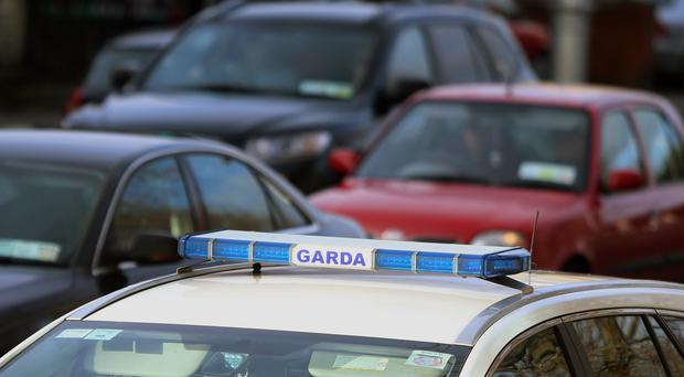 The Garda Ombudsman is investigating after a 75-year-old woman was struck by a marked patrol car in Dublin and later died
