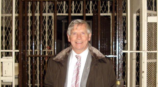 Donal Donnelly lived openly as a planning and procurement manager at a multinational firm in Dublin after his escape
